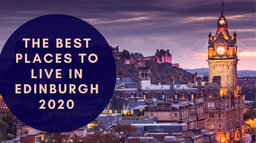 Where should I live near Edinburgh?