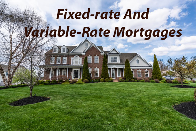 Fixed vs variable mortgages study