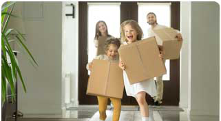 mortgage for moving home